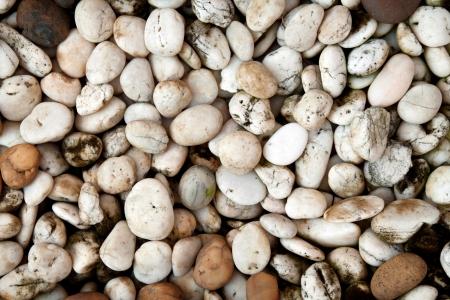 multi colors: group of multi colors river stones