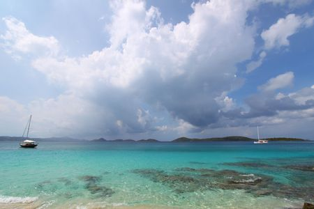 idealism: Solomon Bay on Saint John - US Virgin Islands