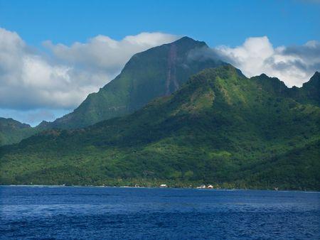 polynesia: Island of Moorea (French Polynesia)
