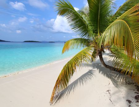 Solomon Bay on St John - US Virgin Islands