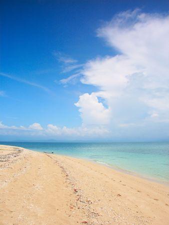 Beach of the Low Isles - Queensland Australia Stock Photo - 7416383