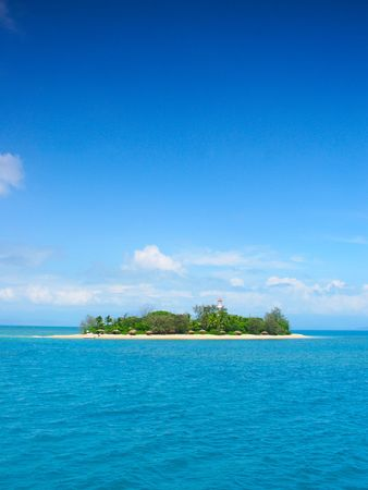 Die Low Isles - Queensland-Australien Standard-Bild - 7416386