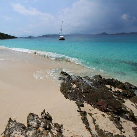idealism: Honeymoon Bay - US Virgin Islands