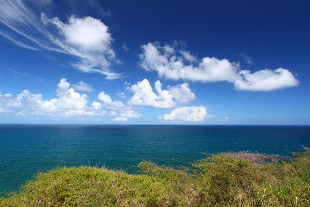 Beautiful coastline of Saint Kitts Stock Photo - 7439360
