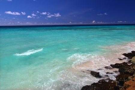 Atlantic Ocean from Barbados