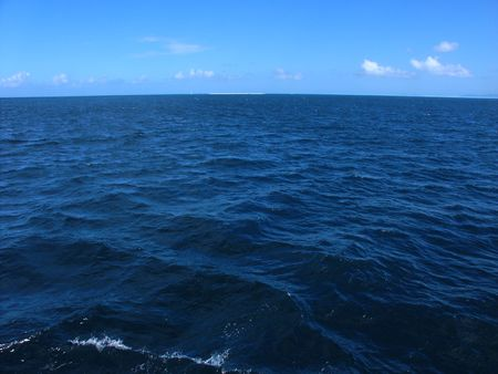 Pacific Ocean off the coast of Queensland, Australia