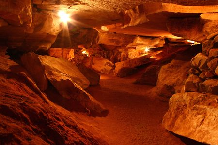 Rickwood Caverns - Alabama photo