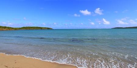 mares: Seven Seas Beach cerca de Fajardo de Puerto Rico