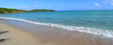 mares: Wonderful siete mares playa cerca de Fajardo de Puerto Rico