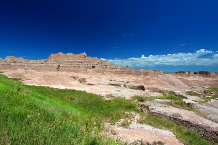 Badlands National Park Scenery photo