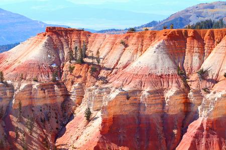 Cedar Breaks National Monument Utah photo