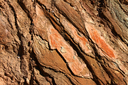 Rock Layer Texture Background Stock fotó