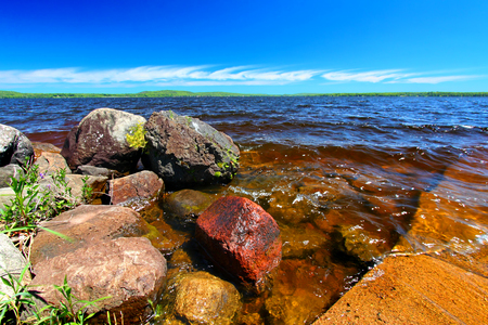 Lake Gogebic Michigan Upper Peninsula