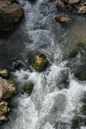 El río Túria a su paso por la provincia de Cuenca