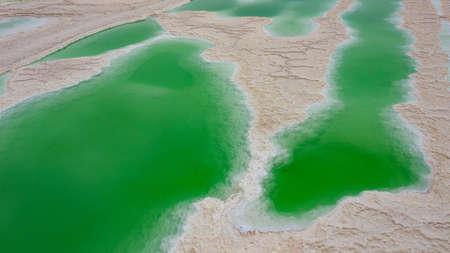 An aerials hot of Qinghai, China