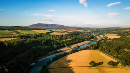 The River Spey is a river in the northeast of Scotland. It is the ninth longest river in the United Kingdom, as well as the third longest and fastest.