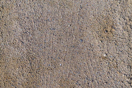A high angle shot of a deserted rocky stone texture of the soil