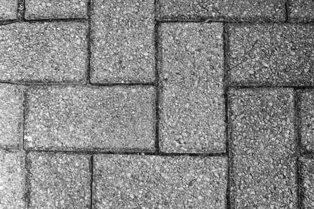 A closeup shot of the ground perfect for using a neutral background Stock Photo