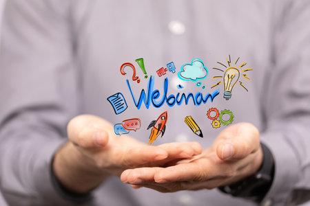 webinar 3d digital online class training from home office