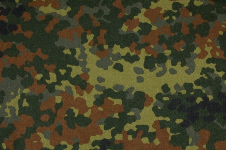 Flecktarn camouflage texture de fond de tissu militaire allemand