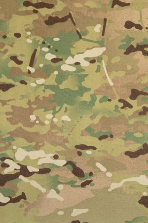 british army: Armed force multicam camouflage fabric texture background