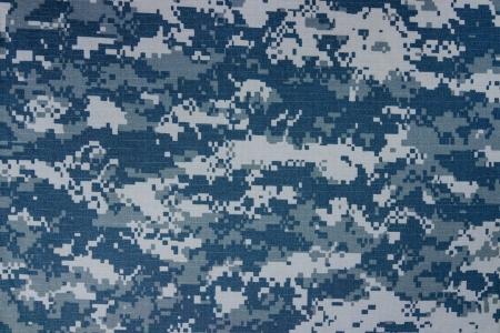 미국 해군 디지털 위장 패브릭 질감 배경 스톡 콘텐츠
