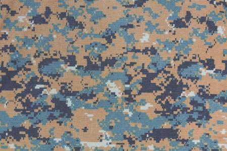Universal camouflage pattern digital fabric texture