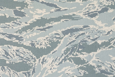 air animals: US air force digital tigerstripe camouflage fabric texture background