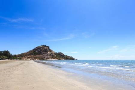 hin hua: Khao Takiab beach, Hua Hin, Thailand