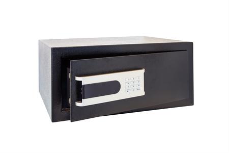 safe box: Safe box on white background