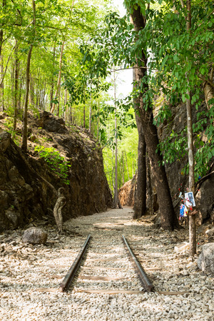 hellfire: Hellfire pass, Kanchanaburi, Thailand