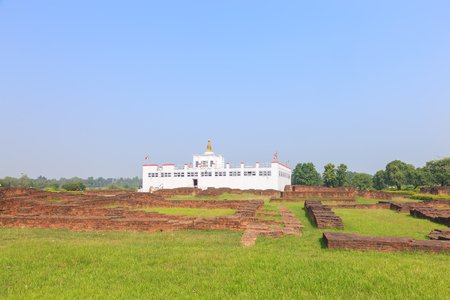sarnath: Lumbini, Nepal - Birthplace of Buddha Siddhartha Gautama