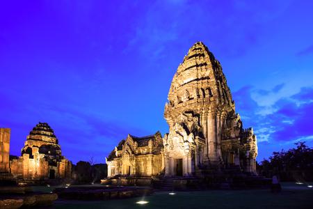 korat: Prasart Phimai, ancient stone in Thailand