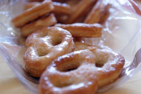 coffeetime: Sweet pretzels