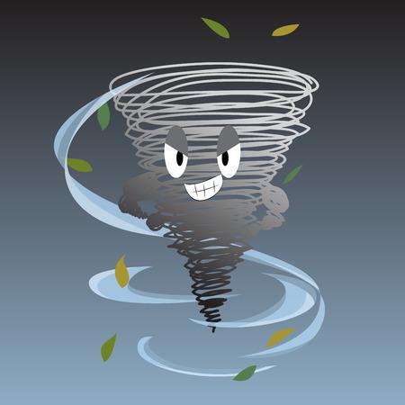 cyclone: villain cyclone character