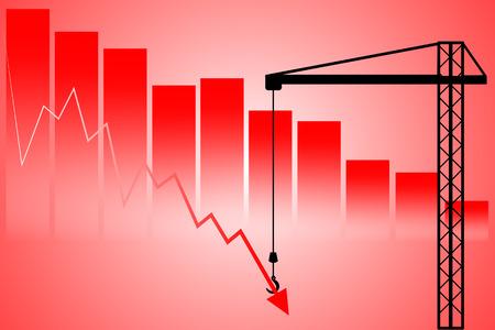 stock exchange brokers: Support down stock market declines