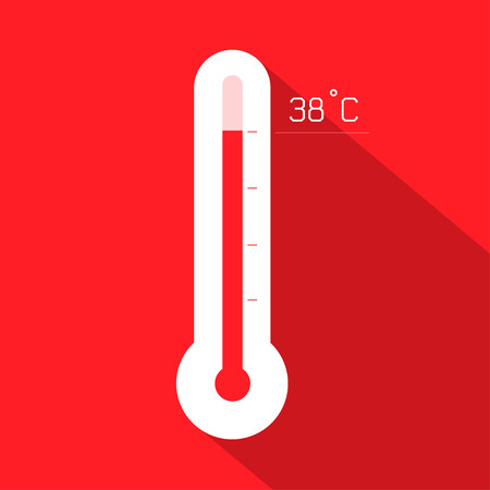 Thermometer Vector illustration Vector