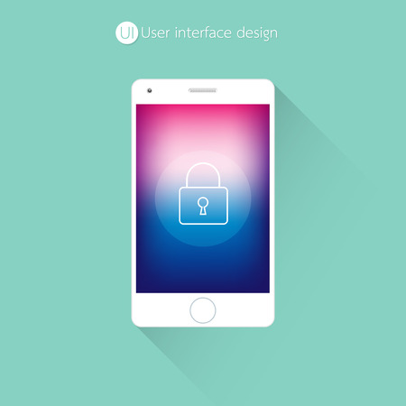 user interface: Smartphone user interface design