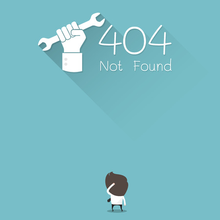 found: Page not found Error 404