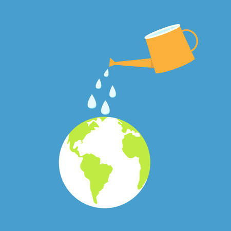 wateringcan: Watering for the World