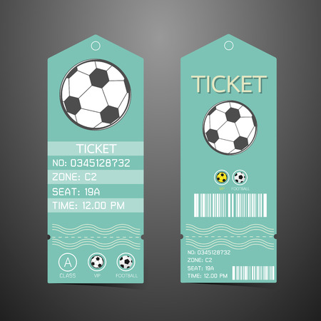 1462 Sport Ticket Cliparts Vector And Royalty Free Sport – Sport Ticket Template
