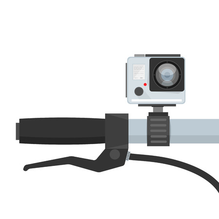 handlebar: Bicycle Handlebar Camera DVR
