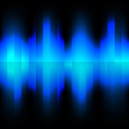 digital wave: Digital wave background.