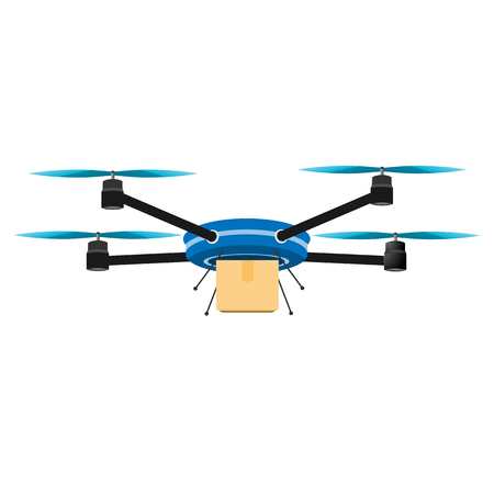 drone: Delivery drone