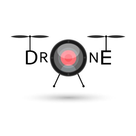 Drone signs creative design