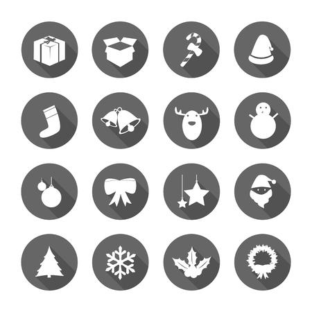 christmas cookies: Christmas icon