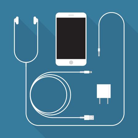smartphone en accessoires
