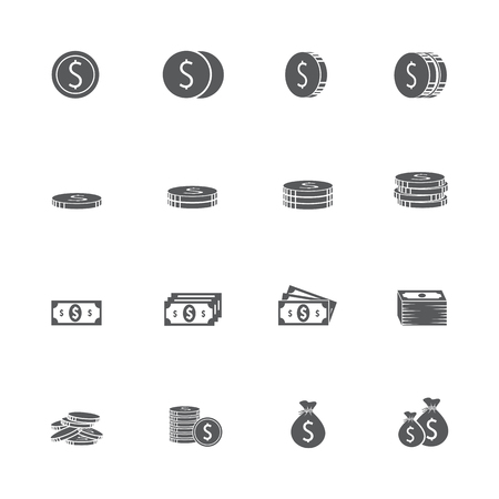 bag of money: Money icon