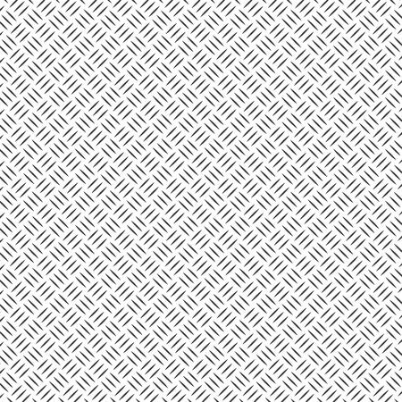 Seamless Metal Steel Floor Texture. Vector illustration Illustration