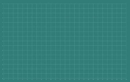 Grüne Schneidematten. Vektor-Illustration